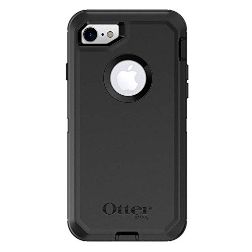 OtterBox-Defender-Funda-de-Proteccion-Triple-Capa-para-iPhone-SE-202087-Negro