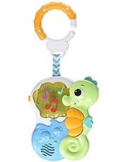 لعبة على شكل حصان بحر يصدر نغمات للاطفال الصغار من ليتل تايكس
