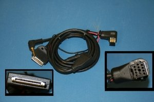 IMC Audio Pioneer Ip-bus to 3.5mm and Ipod Dock Cable
