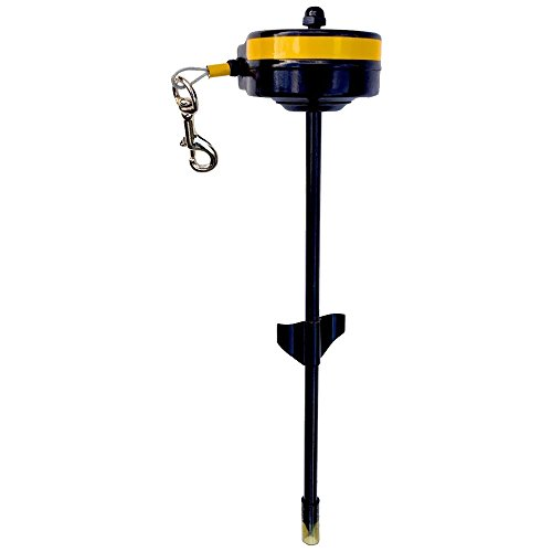 Retractable Cable Tie Out Stake