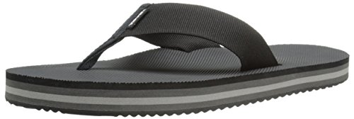 Teva Men Deckers Flip Flop Black