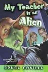 book cover of My Teacher Is an Alien