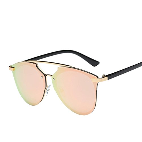 Generic Lunettes de soleil couleur Noir et Blanc Rétro Big Box GAFAS pour femme 1PbD74aHii