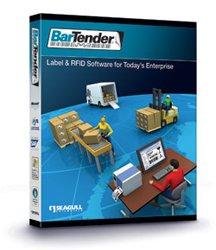 Seagull Scientific BT-EA10 Seagull Scientific, Bartender Label and Rfid Software, 10.1, Enterprise Automation 10-Printer Edition