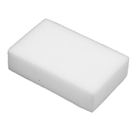 Tolco 280177 Mela-Scrub Sponge (4 Packs of 12), 4.25'' Height, 1.25'' Width, White (Pack of 48)