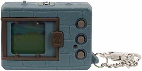 Digimon Bandai Original Digivice Virtual Pet Monster - Gray