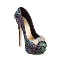 - Smolder Collectible Miniature Shoe - Just the Right Shoe by Raine