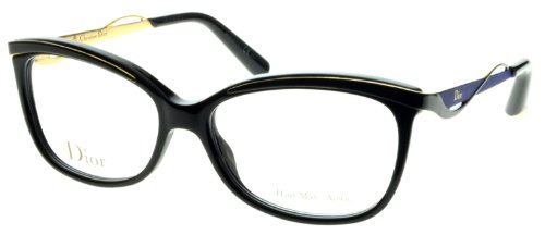 Christian Dior Women's Eyewear Frames CD 3280 53mm Black Blue ()