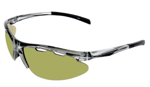 ae0debd4f0 Rapid Eyewear GOLF SUNGLASSES With Optimised UV400 Anti Glare Green  Mirrored Lenses. For Men and Women. Wrap Around Glasses Frame
