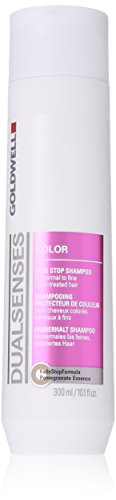 Price comparison product image Goldwell Dualsenses Color Fade Stop Shampoo for Unisex, 10.1 Ounce