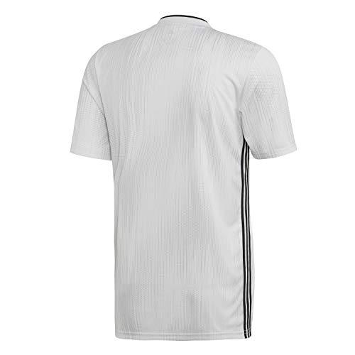 da T uomo Adidas nera Jsy 19 Tiro bianca shirt AAq57r