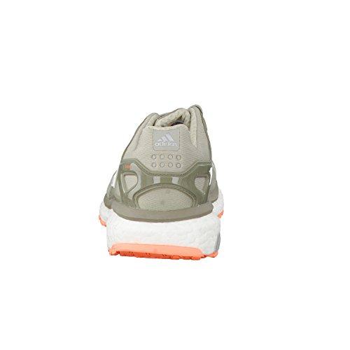 adidas Damen Laufschuhe Energy Boost 2 ATR W Sesame/Chalk White/Clay 40