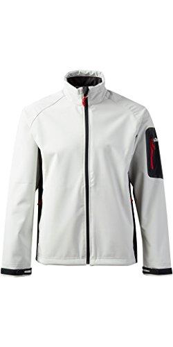 Gill Men's Team Softshell Jacket, Silver, ()