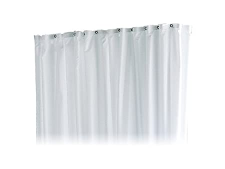 Keuco Plan 07741002500 Shower Curtain With 8 Eyelets