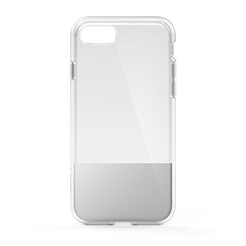 Belkin SheerForce Protective Case for iPhone 8 and iPhone 7 (Silver)