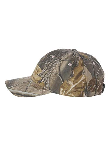 - Kati - Camo Mossy Oak Cap - LC10 - Adjustable - Realtree Hardwood HD
