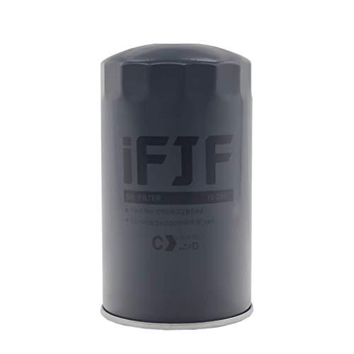 iFJF 5083285AA Oil Filter for Chrysler Dodge Ram Truck 2500 3500 4500 5500 Turbo Diesel Engine 5.9L 1989-2007 6.7L 2007-2018