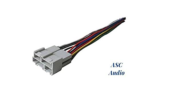Amazon.com: Car Stereo Wire Harness for 95 96 97 98 99 00 01 02 1995 on