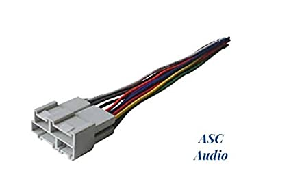 car stereo wire harness for 95 96 97 98 99 00 01 02 1995 1996 1997