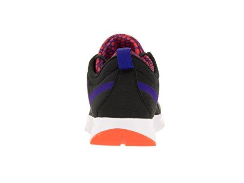Nike Mens Trainerendor Scarpa Da Skate In Tessuto Alto Alla Caviglia Nero / Bianco-total Crimson-racer Blu