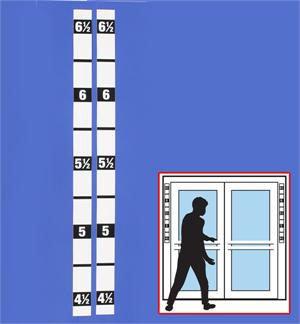 Height line strip camera