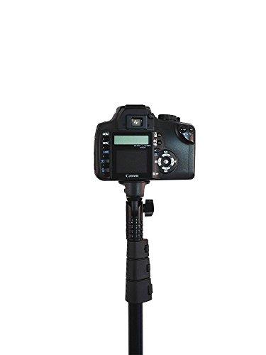 - Wireless One Explorer Multipurpose Monopod- Retail Packaging - Black