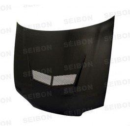 (SEIBON 92-95 Civic 4D Carbon Fiber Hood VSII EG 93/94)
