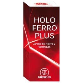 Holoferro Plus (Jarabe de hierro y vitaminas)
