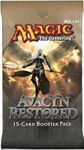 Avacyn Restored Magic: the Gathering Sealed Booster Box AVR