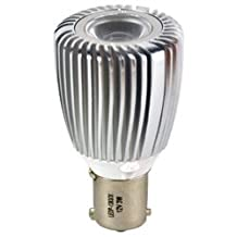 Replacement For 1383-LED/CW WHITE LED 1383 EQUIVALENT EQUAL TO 20W INCANDESCENT LED