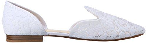 Balletto Nove Lilyrose Tessuto Bianco Ovest / Bianco