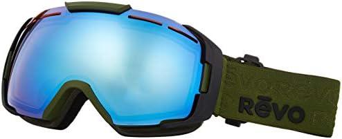Revo RG 7007 Echo Polarized Ski Goggles