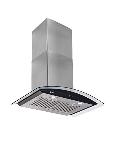- Chef WM-639 Wall Mounted Range Hood Tempered Glass and Stainless Steel | Contemporary Design w/ 900 CFM | Dishwasher Safe Baffle Filters, 3 Speed Settings, Touch Control Panel (36)