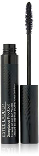 Estee Lauder Sumptuous Knockout Defining Lift and Fan Mascara, No. 01 Black, 0.21 Ounce ()