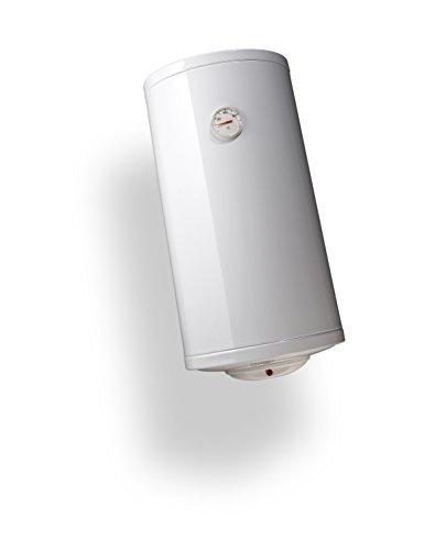 Bandini braün calentador eléctrico cilíndrico Vertical Slim con ánodo de magnesio y válvula de seguridad,