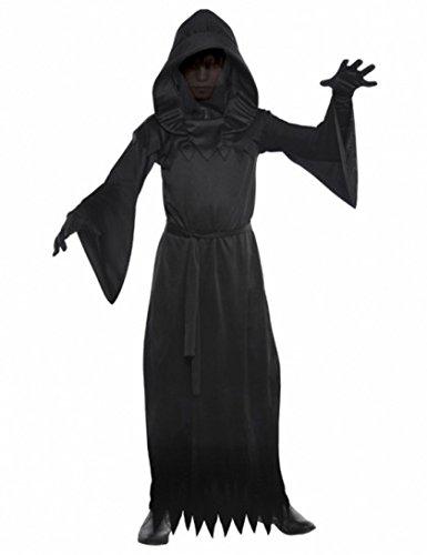 Christy's Phantom of Darkness Halloween Costume (8-10 Years) -