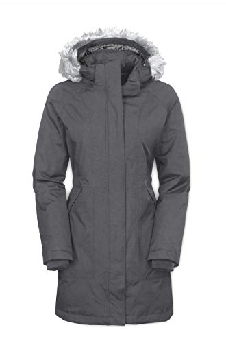 The North Face Women Arctic Parka -RTO-Scarab Green Large ()