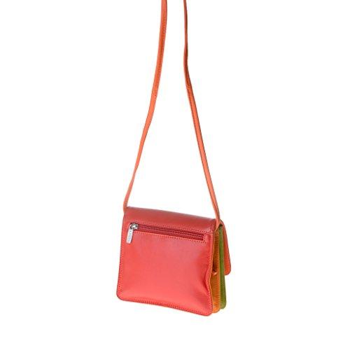 a Rosso DuDu 366 534 donna rosso spalla compact Borsa 06 aaI6wxqH