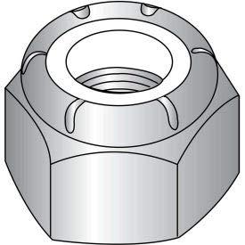 3/4-10 NE Nylon Insert Hex Lock Nut 18 8 Stainless Steel, Pkg of 100