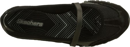Skechers Womens Bikers - Game Plan (nero 5,5 M)