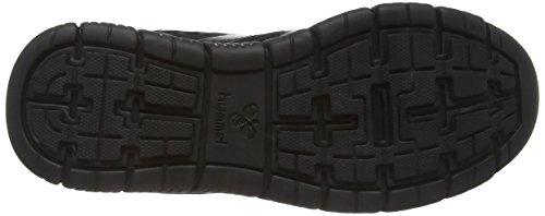 Hummel Adulto Unisex Deportivas de 2001 Interior Hummel para Negro Material Black Crosslite Zapatillas sintético Negro SdwxnAaq