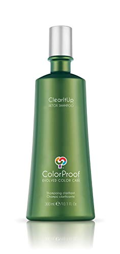 ColorProof ClearItUp Detox Shampoo, 10.1 fl. Oz. (Best Shampoo For Product Build Up)