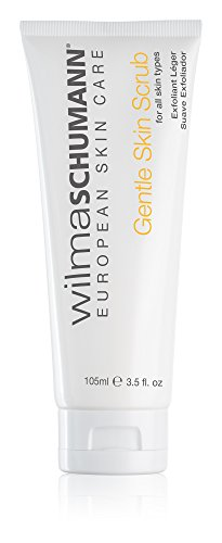 WILMA SCHUMANN Gentle Skin Scrub (3.5 Ounces / 105 Milliliter) - Clean, Invigorate & Refresh Thanks To a Deep Pore-Cleansing Action