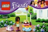 Lego 30107 FRIENDS Birthday Party (Party Lego Birthday Games)