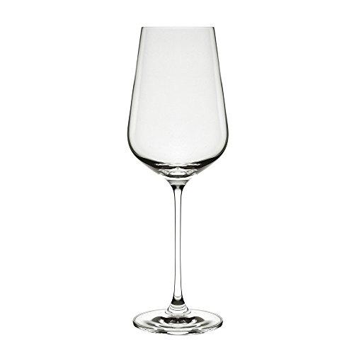 10 Strawberry Street Hong Kong Hip 18.5 Oz Cabernet Wine Glass, Set of 6, Clear - Kong Hong Online Glasses