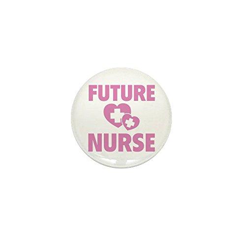 Nurse Mini Button - CafePress Future Nurse 1