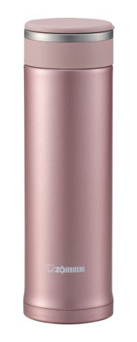 Zojirushi SM-JA48PR 0.48-Liter Stainless Steel Vacuum Insulated Mug, Rose