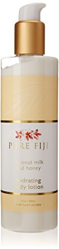 Pure Fiji Hydrating Body Lotion Coconut Milk and Honey, 12.0