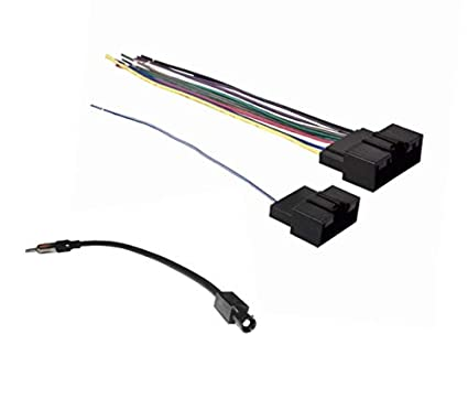 Aftermarket Stereo Wiring Harness   Wiring Diagram on 2005 dodge neon stereo wiring, 2006 ford focus stereo wiring, 2007 ford focus stereo wiring, 1994 isuzu trooper stereo wiring, 2000 ford explorer amp install,