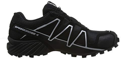 Speedcross black black Homme Chaussures Metallic Randonnée Black À Salomon vgBdqB